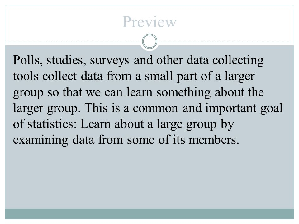 Data collections of observations (such as measurements, genders, survey responses).