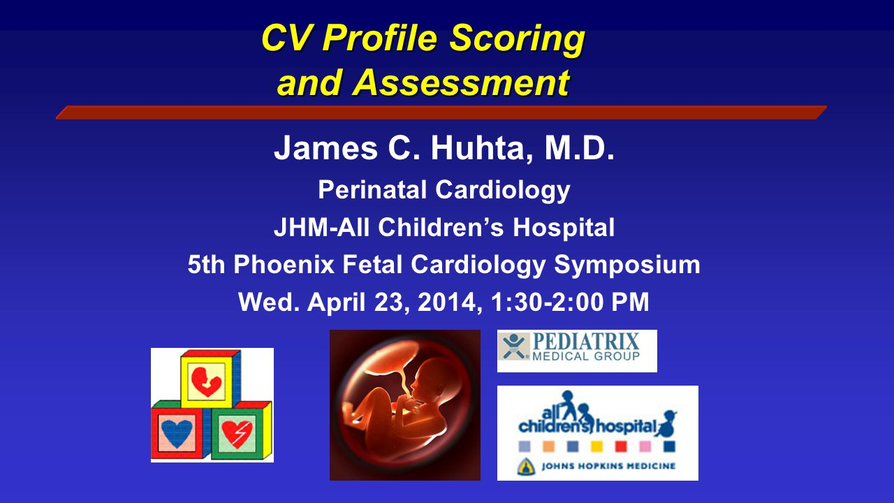 Perinatal Cardiology Cardiology for the fetus, child, and mother