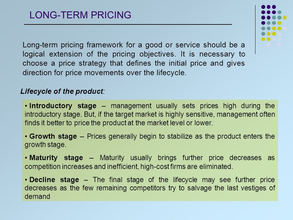 Price Skimming Selling at a high price, sacrificing high sales to gain a high profit, therefore skimming the market.