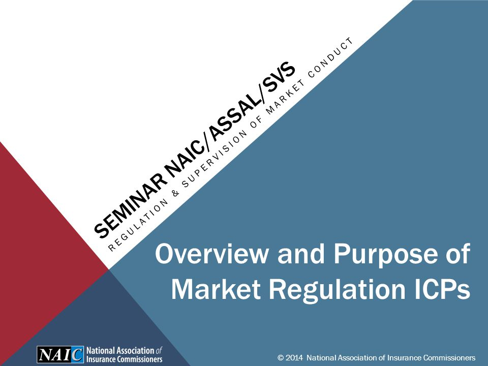 OUTLINE  Insurance Core Principles & Consumer protection  ICP 19  Supervision of conduct of business  ICP 9  Work in progress:  Supervisory approaches to conduct of business  IAIS SAPR on conduct of business 2