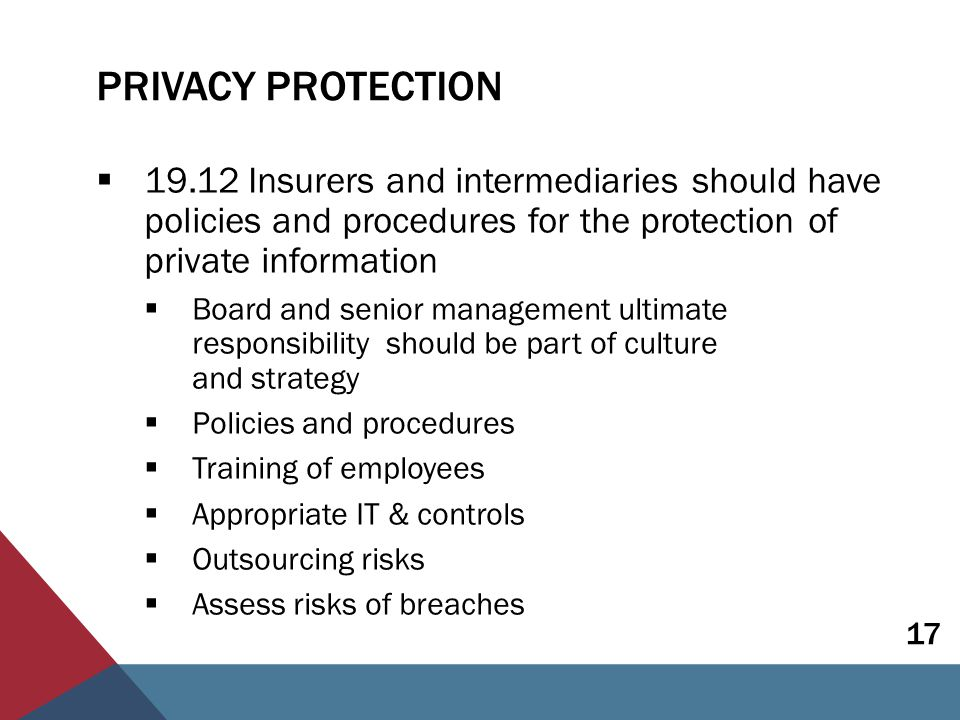 DISCLOSURE BY SUPERVISOR  19.13 The supervisor discloses information that supports the fair treatment of customers  Policyholder protection arrangements  How local legislation applies to cross-border sales  Warning notices  Information that promotes consumers' understanding of insurance contracts 18