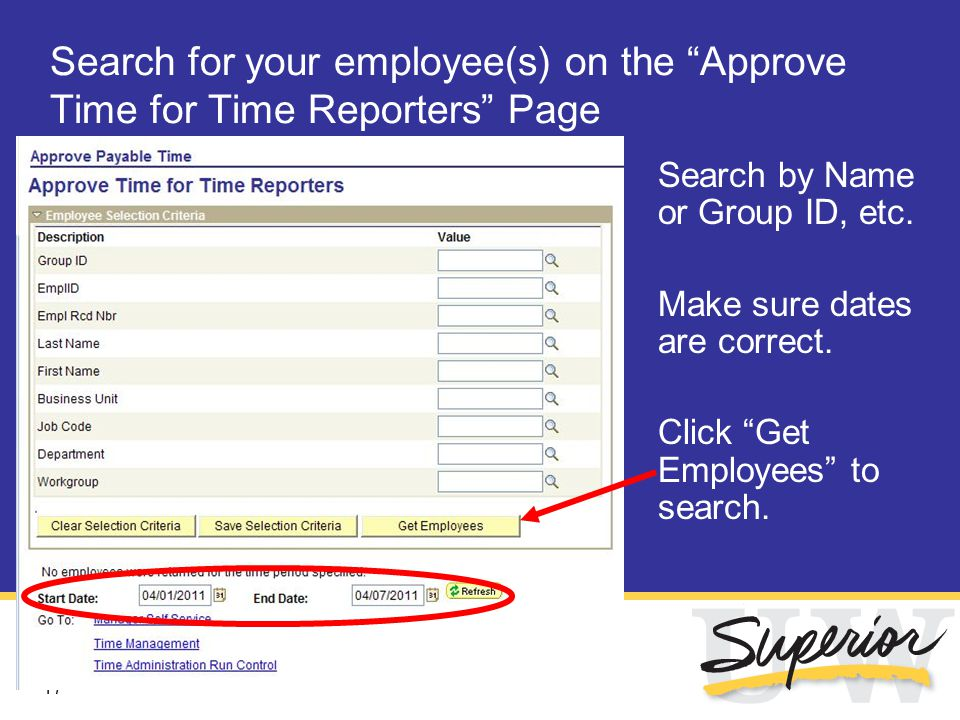 18 Search Tips By name – case sensitive; use caps By Group ID – click the magnifying glass icon to view your Group IDs.