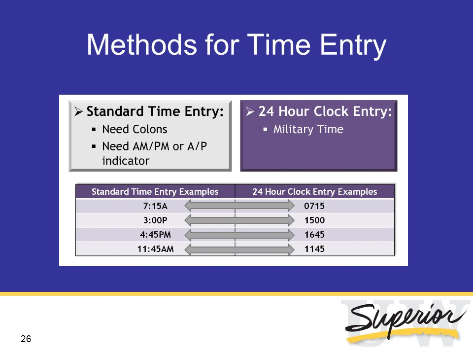 27 IMPORTANT: If you make any changes to a timesheet, you will need to wait for Time Administration to run again in order to approve the changes.