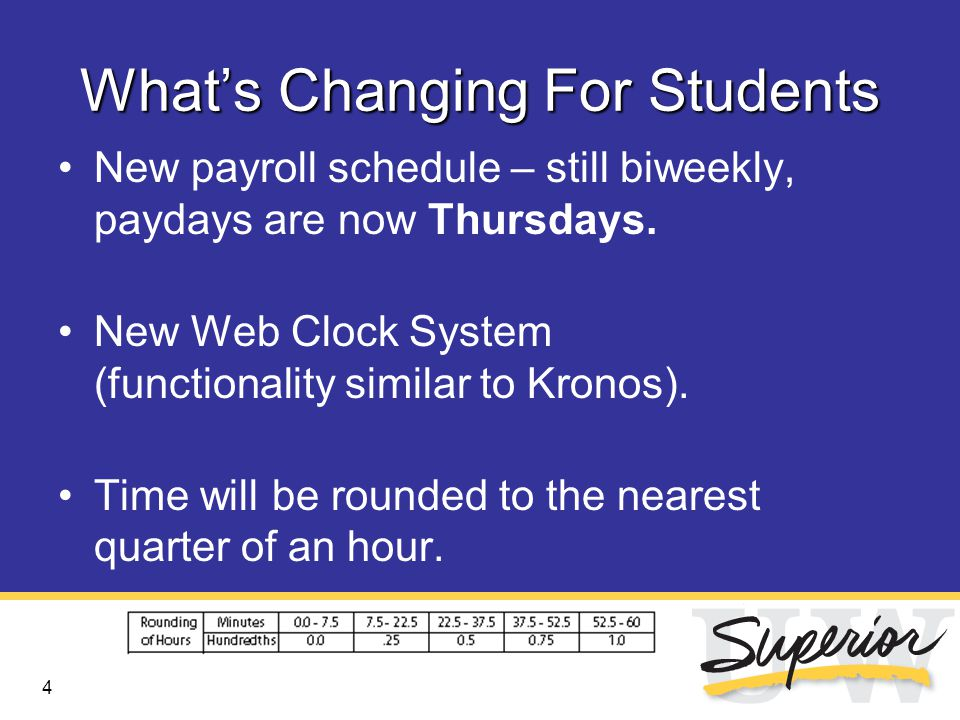 5 Accessing the Web Clock (for Students) Log in to the My UW System portal: https://my.wisconsin.edu/.