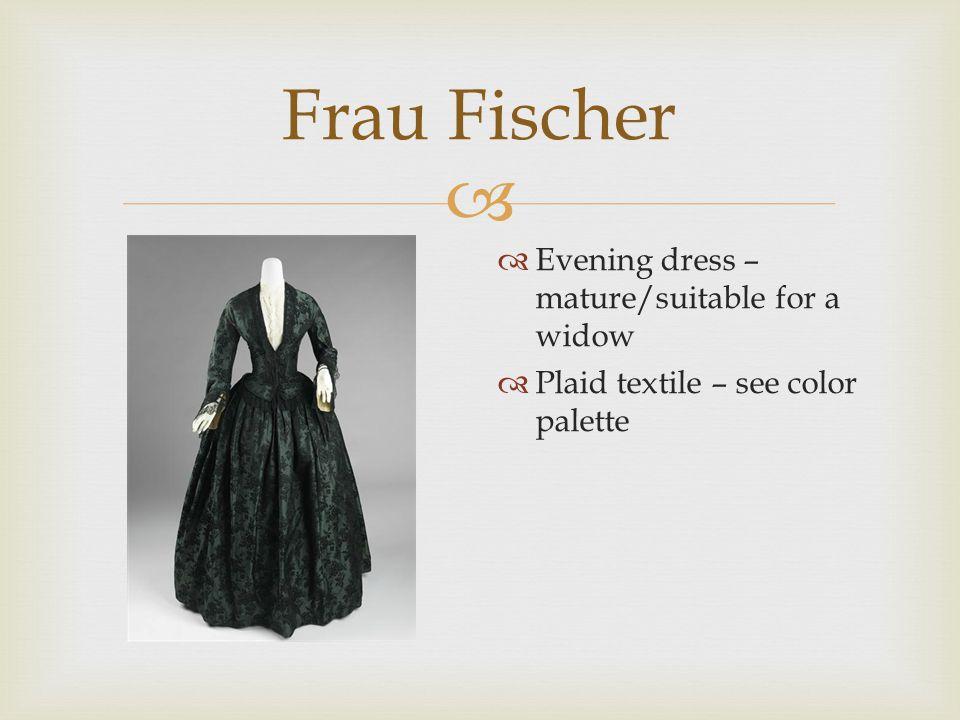  Frau Fischer  Evening shoes  Black – muted color similar to color scheme