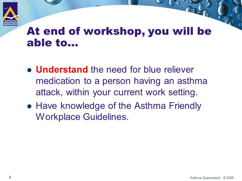Contents What is asthma.