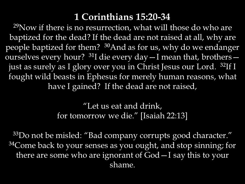 If you were out to disprove Christianity, go after: 1.GOD 2.BIBLE 3.RESURRECTION OF JESUS