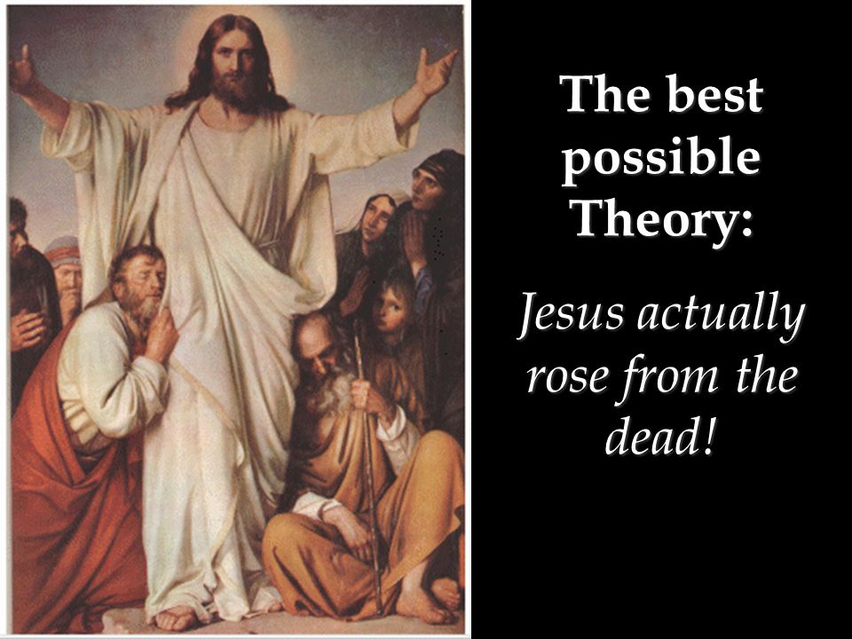2. The benefits of Christ's resurrection