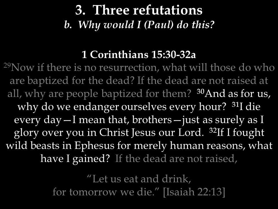 3.Three refutations c.