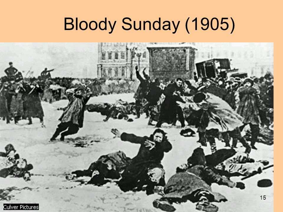 Bloody Sunday (1905) 15