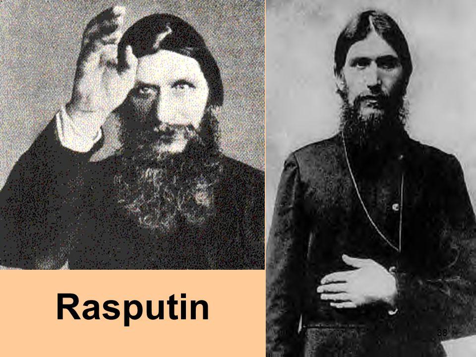 Rasputin 38