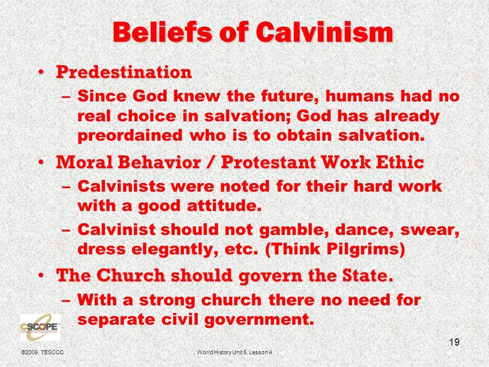 ©2009, TESCCCWorld History Unit 5, Lesson 4 20 Anglicanism