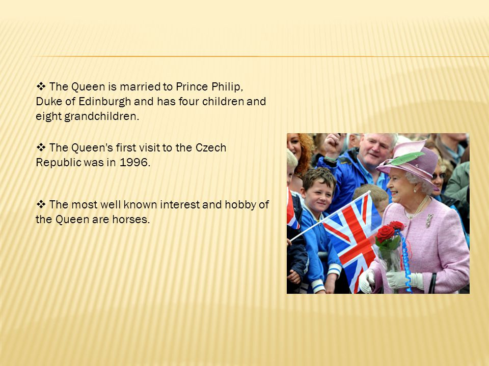  Prince Charles is the oldest son of Queen Elizabeth and Prince Philip.