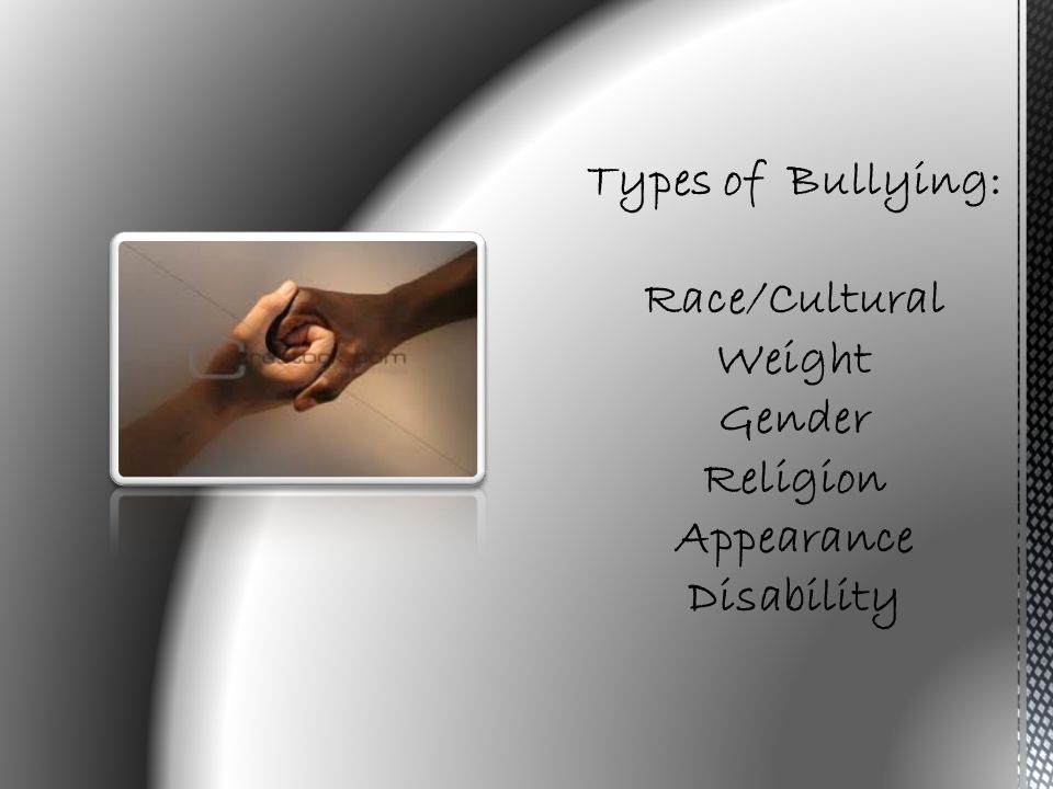 Children who are bullied may complain of various psychical symptoms as a result of being upset.