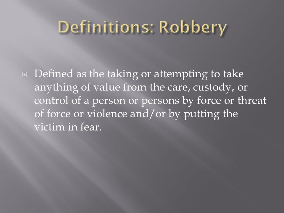  The unlawful entry of a structure to commit a felony or theft.