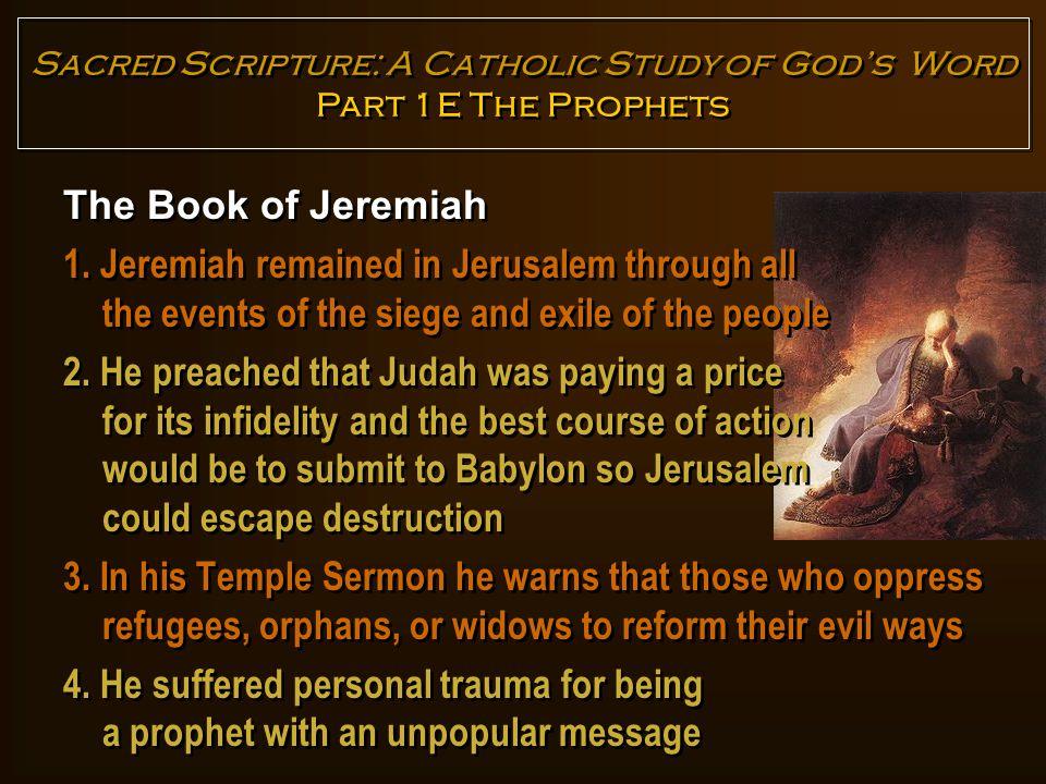 The Book of Ezekiel 1.