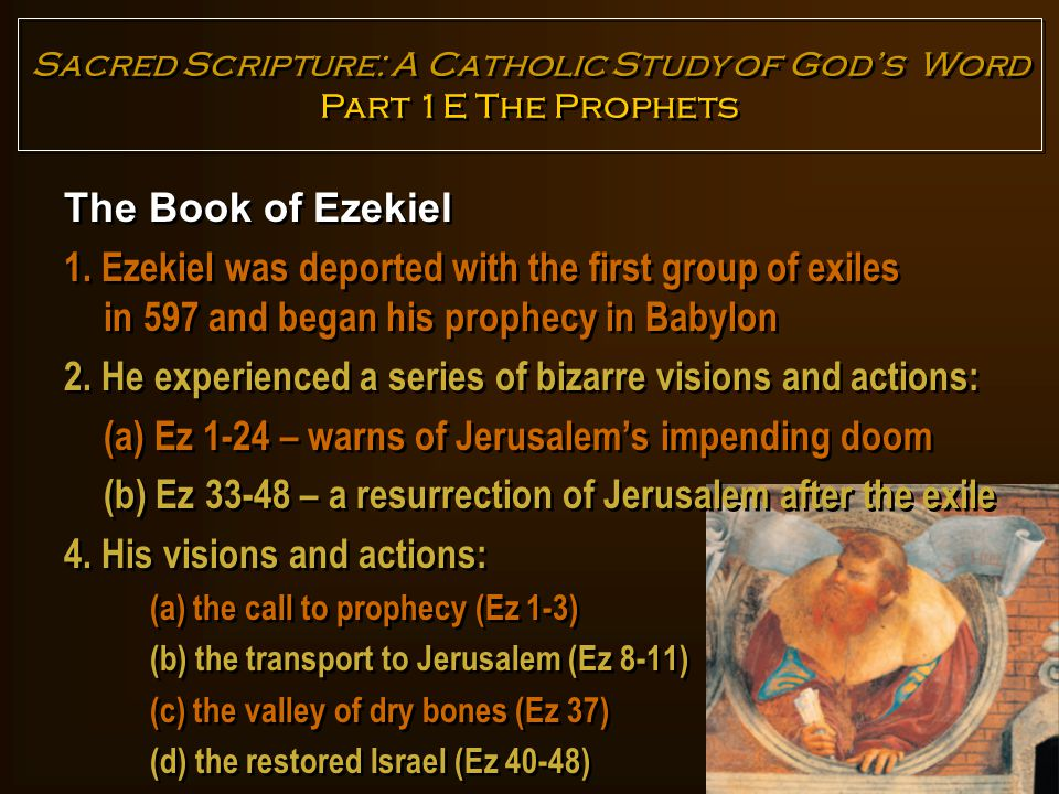 The Book of Daniel 1.