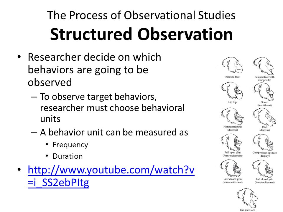 Observer Bias No observer is a mechanical tool.– So, every observations are open to biases.