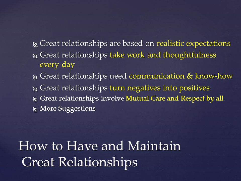  Can you do effective ministry without fostering and developing nurturing relationships.