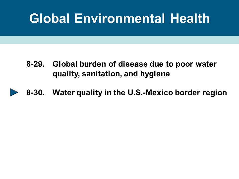 U.S.-Mexico border region Source: U.S.-Mexico Border Health Commission