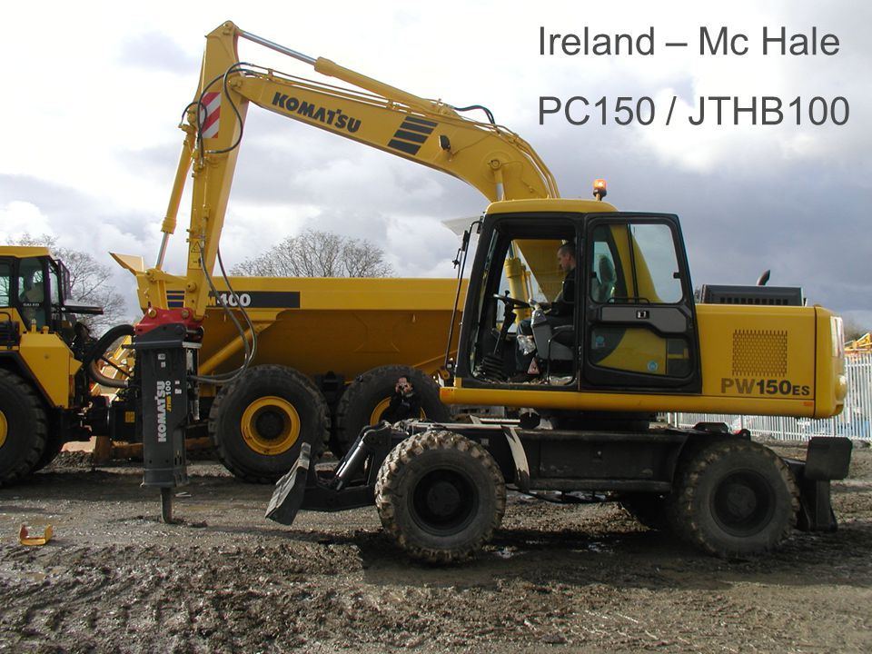 KME Parts Depot Ireland – Mc Hale PC150 / JTHB100