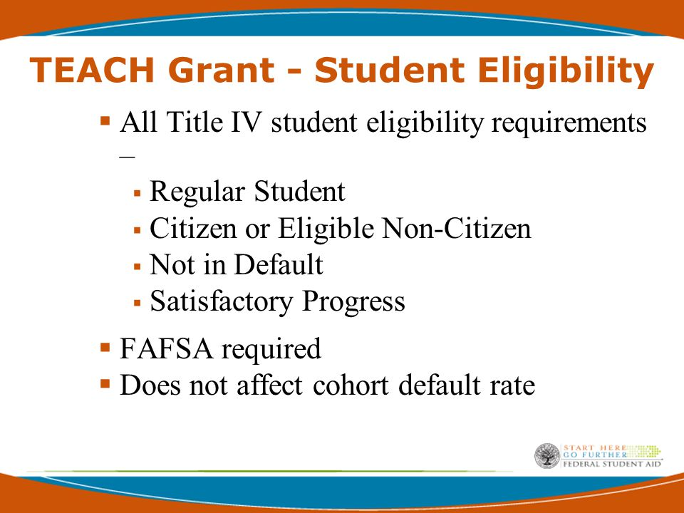 FAFSA and Agreement To Serve (ATS)