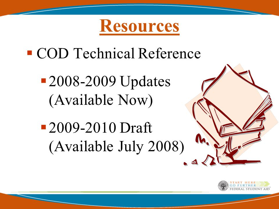 Resources  Electronic Announcements posted on IFAP Web Site 12/21/2007 - New TEACH Grant Program Question Will Be Added to 2008-2009 FAFSA on the Web 02/05/2008 - New 2008-2009 SAR Comments for TEACH Grant Program 02/11/2008 - 2008-2009 ISIR Reprocessing on February 15, 2008 to Add TEACH Grant Comment Code 281