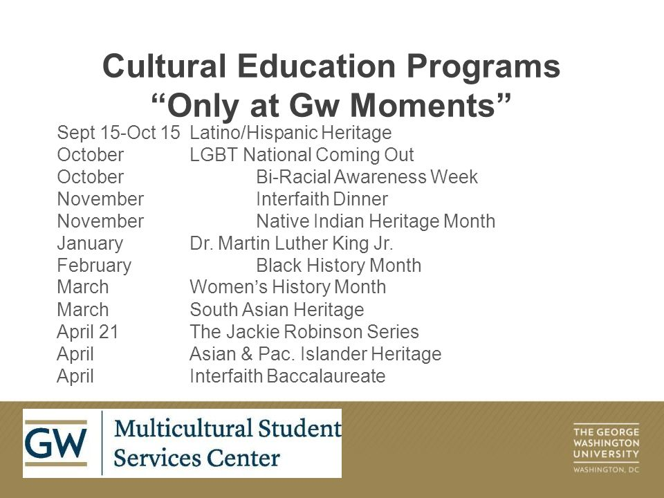 MSSC Block Party Weekly Webinars & Documentaries Movie Nights Potluck Dinners MSSC Thanksgiving Late Night Study Zone (Midterms and Finals) RISE - Peer Mentor Program LGBT - Mentor Program Community Building Programs