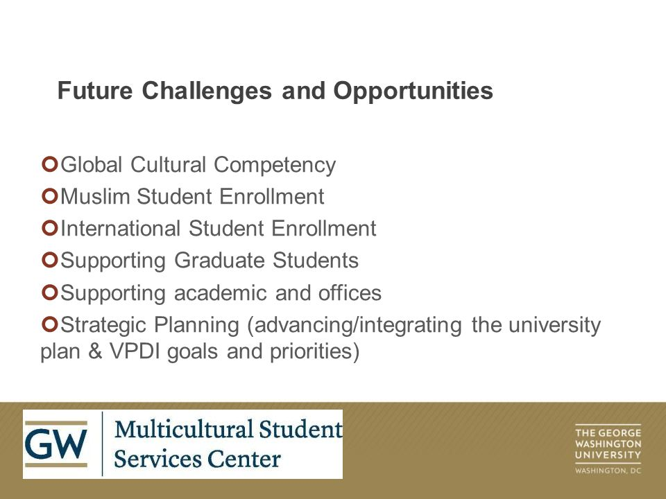 THE MSSC, it is more than just a building.Illuminating diversity…in the university.