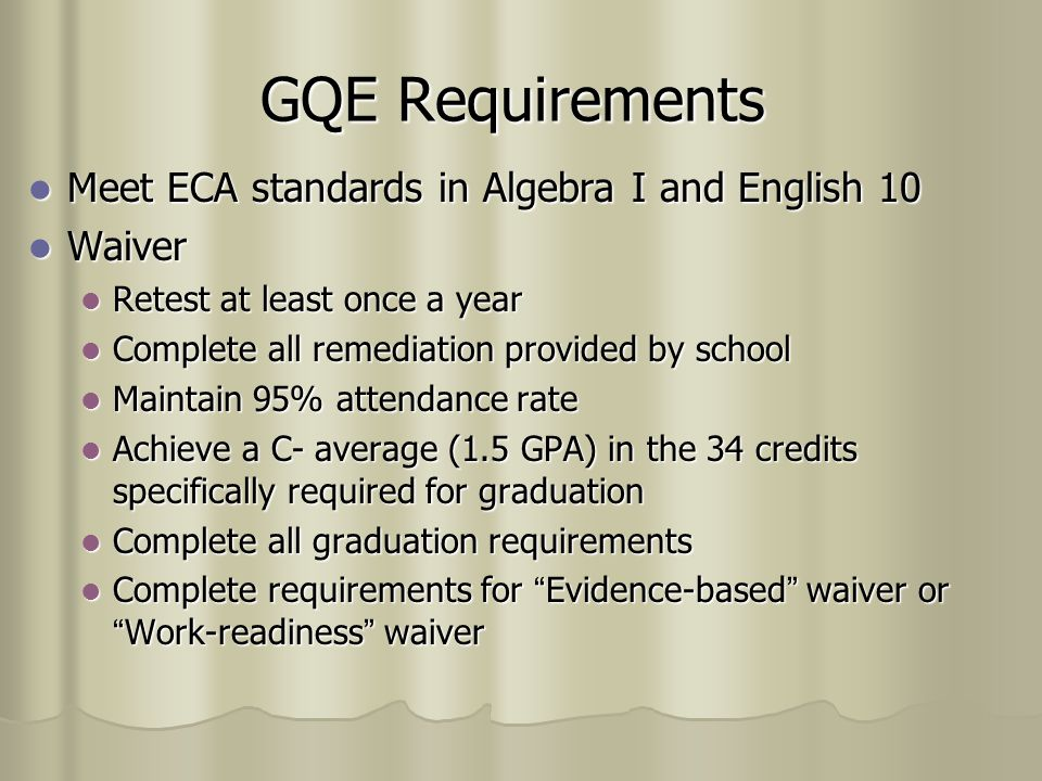 Core 40 Diploma English8 credits Eng 9, 10, 11 and a senior English course Mathematics6 credits Algebra I, Geometry, Algebra II Social Studies6 credits World History (full year) US History (full year) Government & Econ (1 semester each) Science6 credits Must include: Biology 1, and ICP, or Chemistry, or Physics, and one other science course Health1 credit 1 semester(May count first 2 PLTW BioMed courses for Health credit) PE2 credits 2 semesters Directed Electives5 credits In any combination selected from World Languages, Fine Arts & Career/Technical Local Graduation Requirement 1 credit Students need to complete 1 semester of Preparation for College and Careers Electives6 credits Total Credits 40 credits Foreign language is not required but recommended