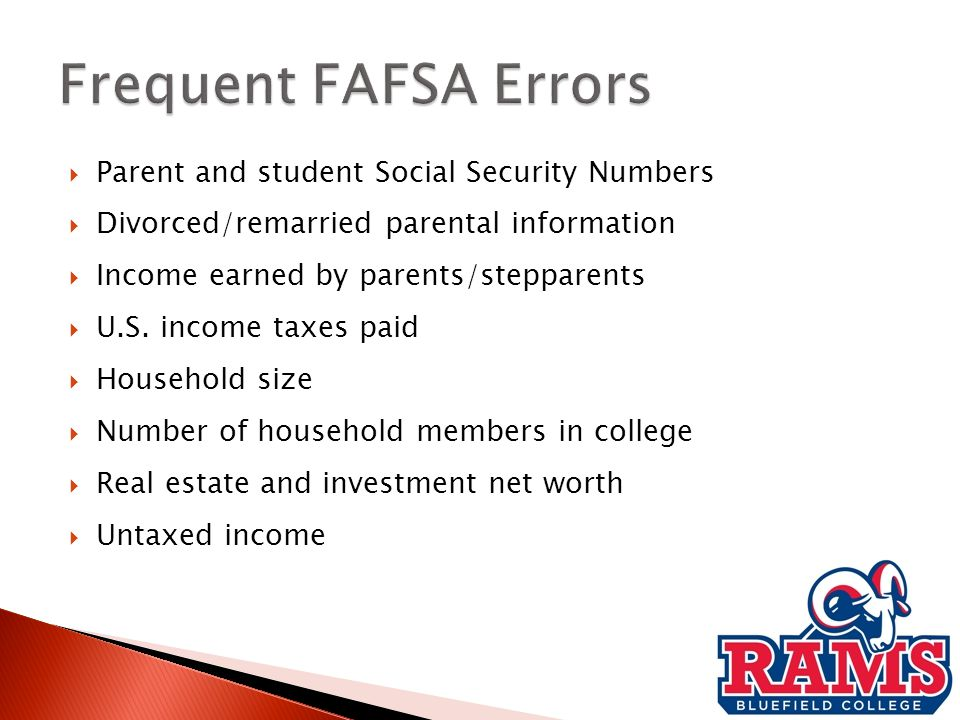 Criteria to qualify as Independent include:  At least 24 years old by December 31 of award year covered by the FAFSA  Graduate or professional student  Married  Has children or dependents (other than a spouse) for whom the student provides more than half of support  Orphan or ward/dependent of the court  Veteran of U.S.