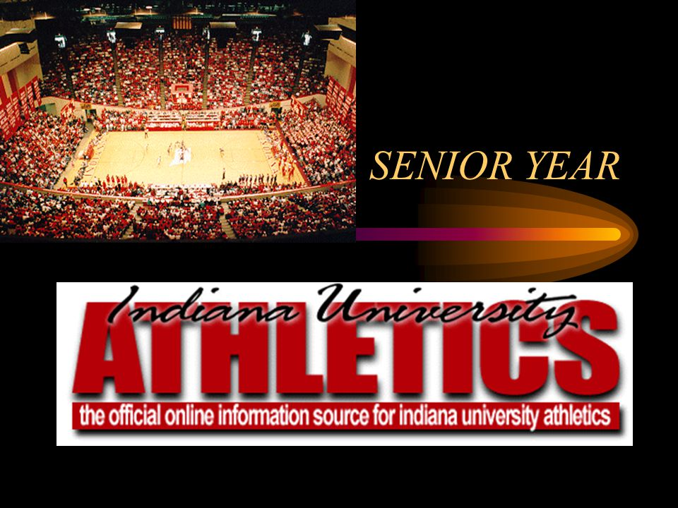 Parents…..Apply to NCAA Clearinghouse in fall of Senior year.