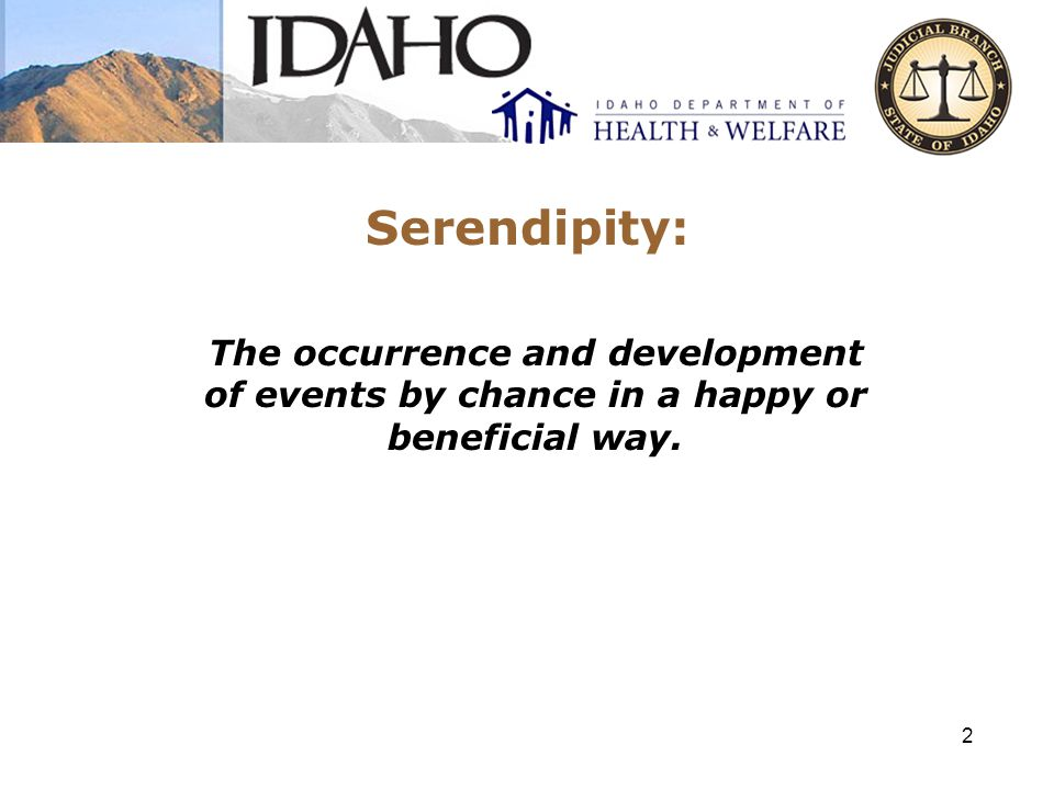 The Opportunity 3 Advancing Justice Idaho, in consultation with the NCSC, embraced the High-Performing Courts Framework.