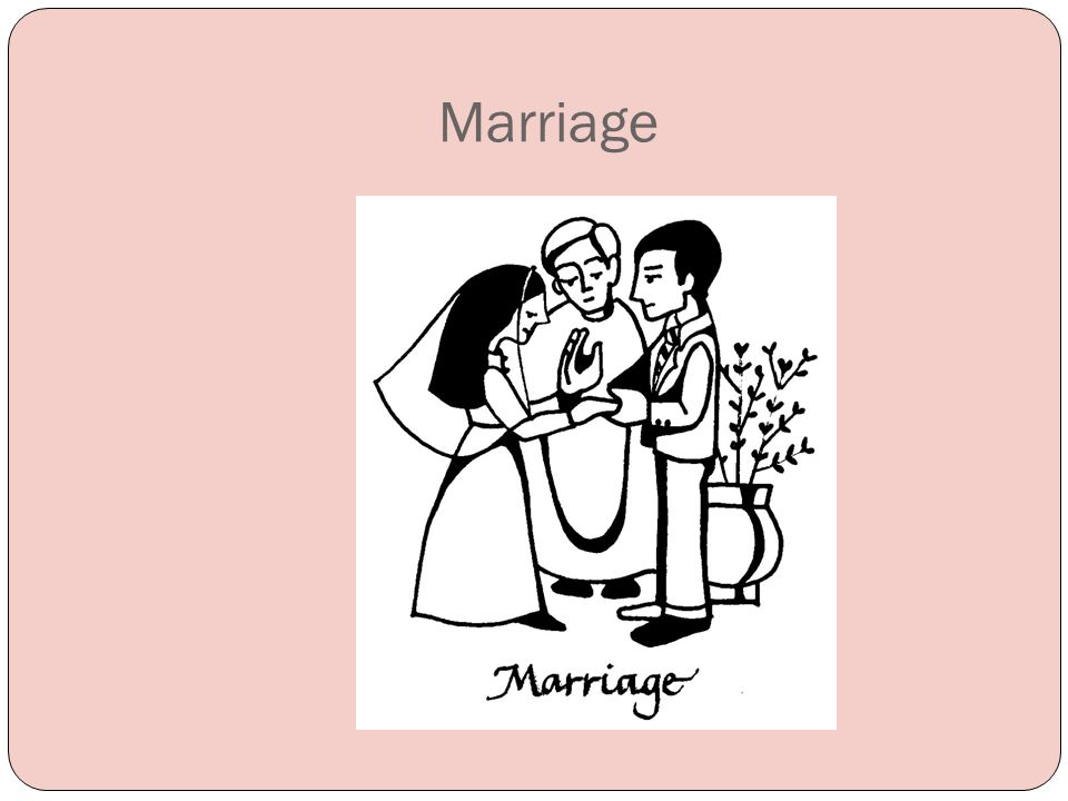 Why is marriage a vocation.