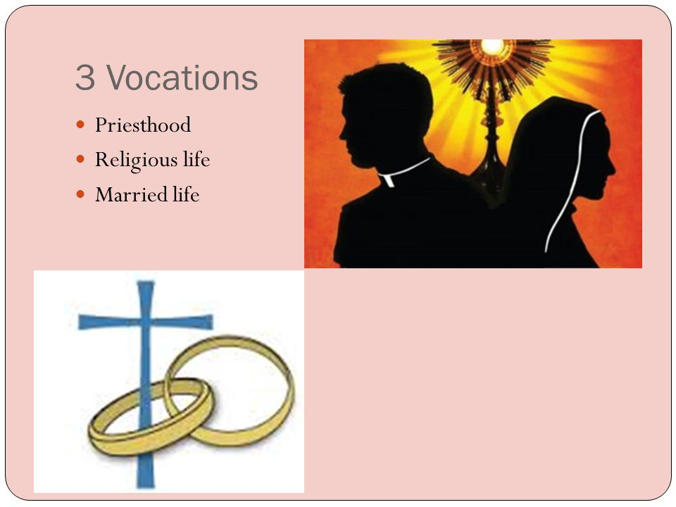 Gifts and Our Vocation Brainstorm – Think of people you know or have heard of who are priests.