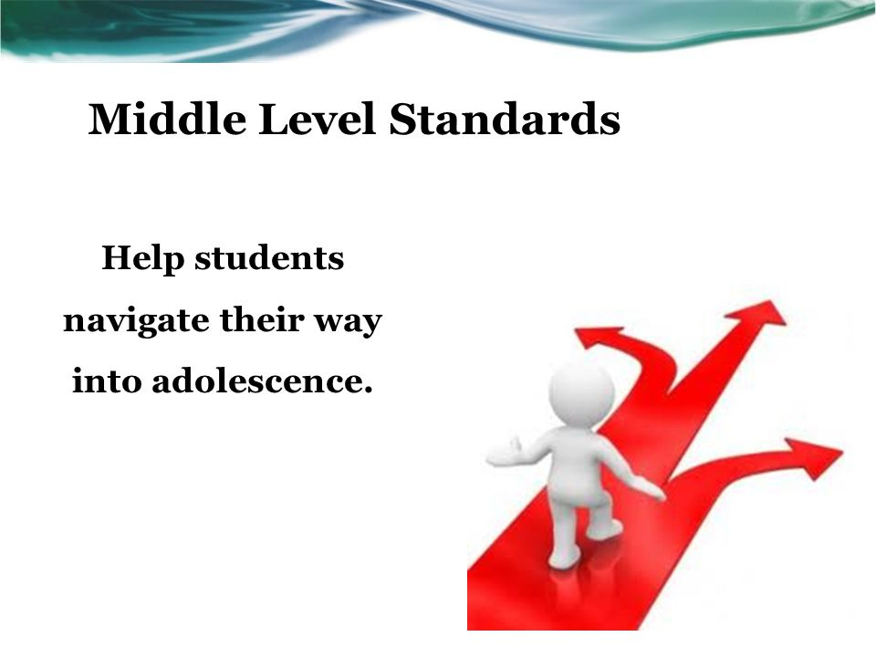 Personal/Social Development Students will: 1.Develop a strong, positive self concept 2.