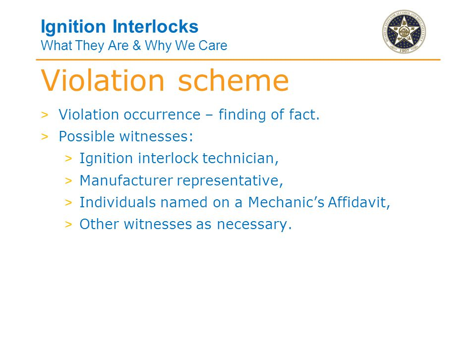 Ignition Interlocks What They Are & Why We Care > 22 O.S.