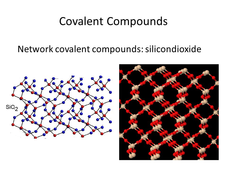 Covalent Compounds Representing compounds: Molecular formula: depicts number of atoms of each element Empirical formula: shows simplest integer ratio of atoms of each element Structural formula: shows atomic linkages Models: show 3-dimensional shape of molecule