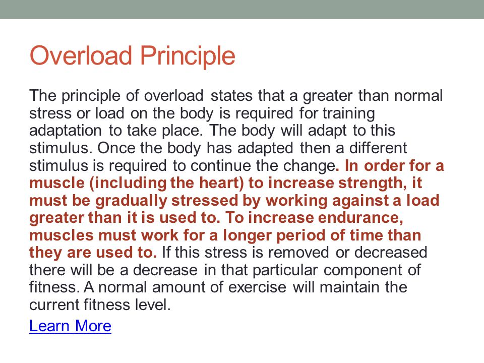 Specificity Principle Definition: Specificity is the principle of training that states that sports training should be relevant and appropriate to the sport for which the individual is training in order to produce a training effect.