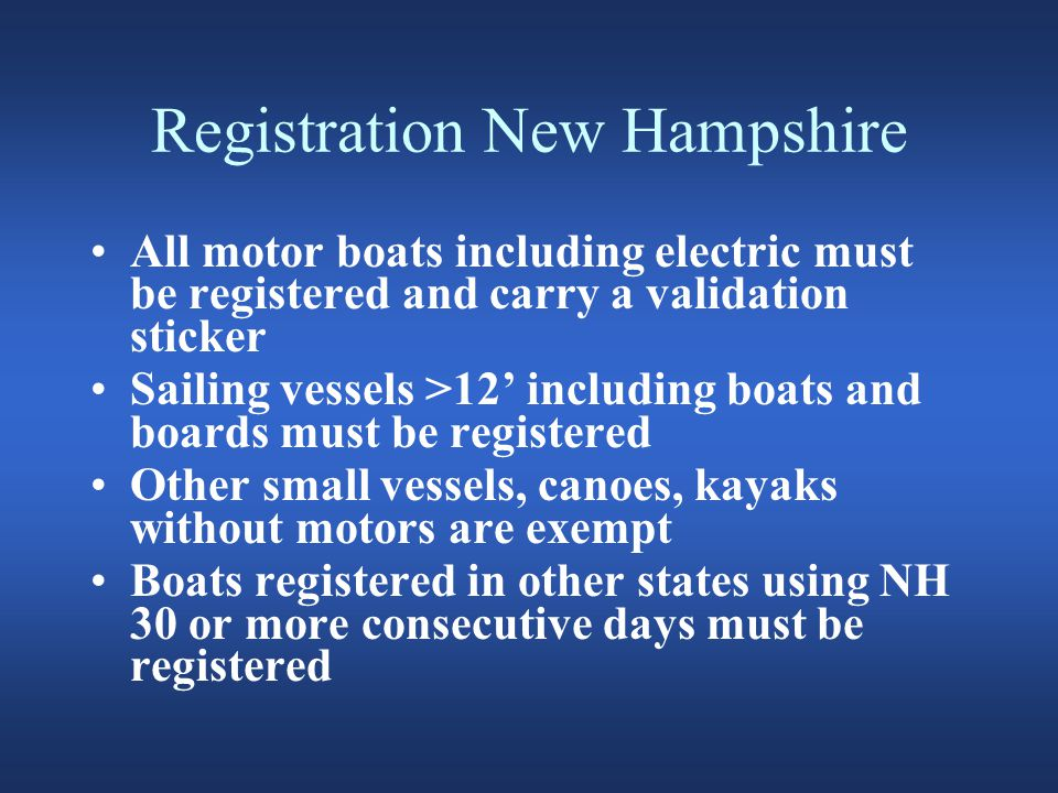 Education and Licensing Maine Age restrictions for operating a power boat 10 hp only if supervised by a person at least 16 years PWC: No one under 16 yrs may operate a PWC.