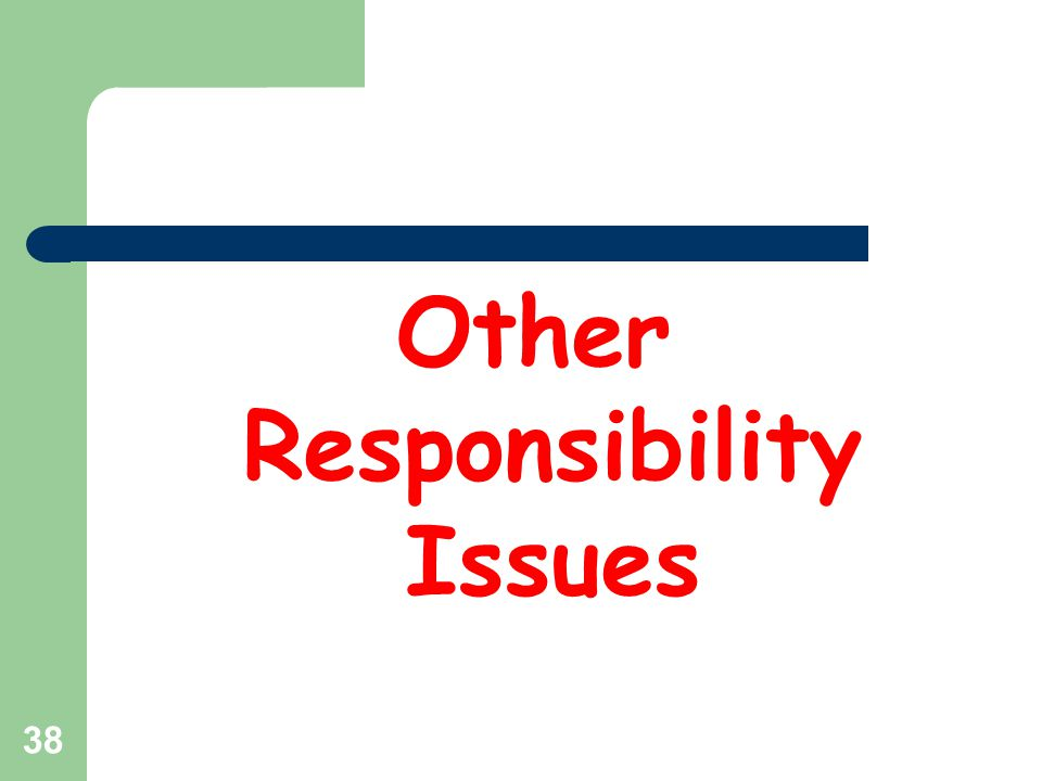 39 Other Responsibility Issues Pre-Qualification Contractor Performance Evaluation Systems Debarment Review – Federal agencies granting funding for the project