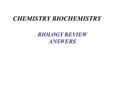 CHEMISTRY BIOCHEMISTRY BIOLOGY REVIEW ANSWERS. The Study of Life 2. Draw an atomic molecule of water and label the parts. Include the following: covalent.