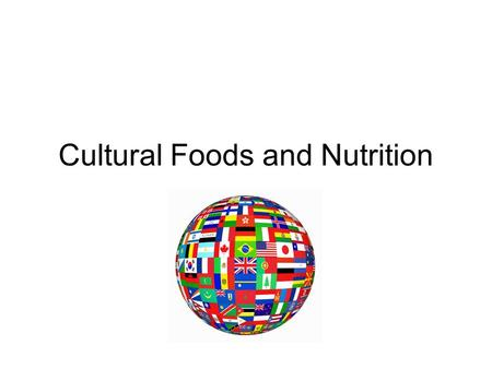 Cultural Foods and Nutrition. Asian Eating Plan Breads- Rice, lo mein noodles, soybean Cereals, rice, and pasta Vegetables- Bean sprouts Snow peas Bamboo.