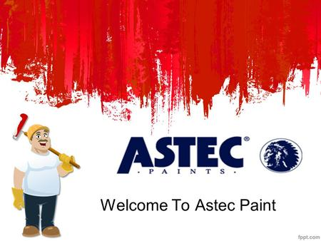 Welcome To Astec Paint. Our Product Energy Star Heat Reflective Coatings Exterior Finishes Interior Finishes Texture Coatings & Acrylic Renders Roof Restoration.