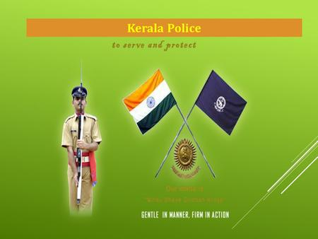 Kerala Police Why Cocon ?  What is the purpose of holding such a Conference ?