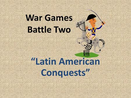 "War Games Battle Two ""Latin American Conquests"" 1-19. What trend is there in deforestation after 2004? a. The amount of deforestation is going up. b."