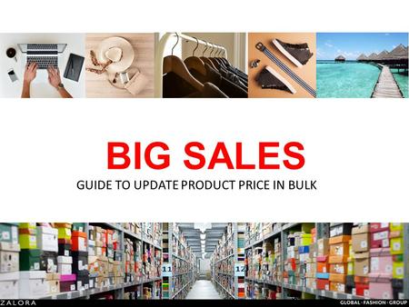 BIG SALES GUIDE TO UPDATE PRODUCT PRICE IN BULK. Programs you need to have: LibreOffice Download Link, Click HERE !
