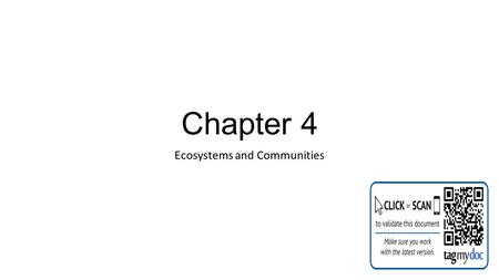 Chapter 4 Ecosystems and Communities. Copyright Pearson Prentice Hall 4-1 The Role of Climate.
