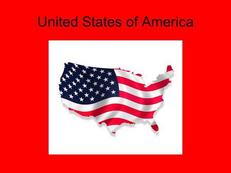 United States of America. Regions of the United States The USA is divided into four different regions. They are the Southeast, Northeast, Midwest, and.