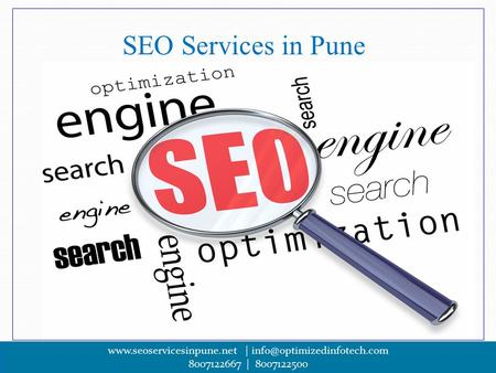 | 8007122667 | 8007122500 SEO Services in Pune.